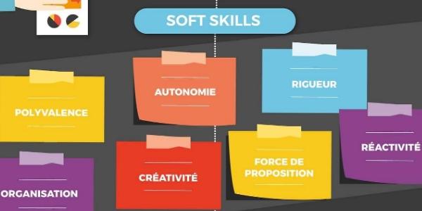 Les soft skills nécessaires au pose de chef de projet digital
