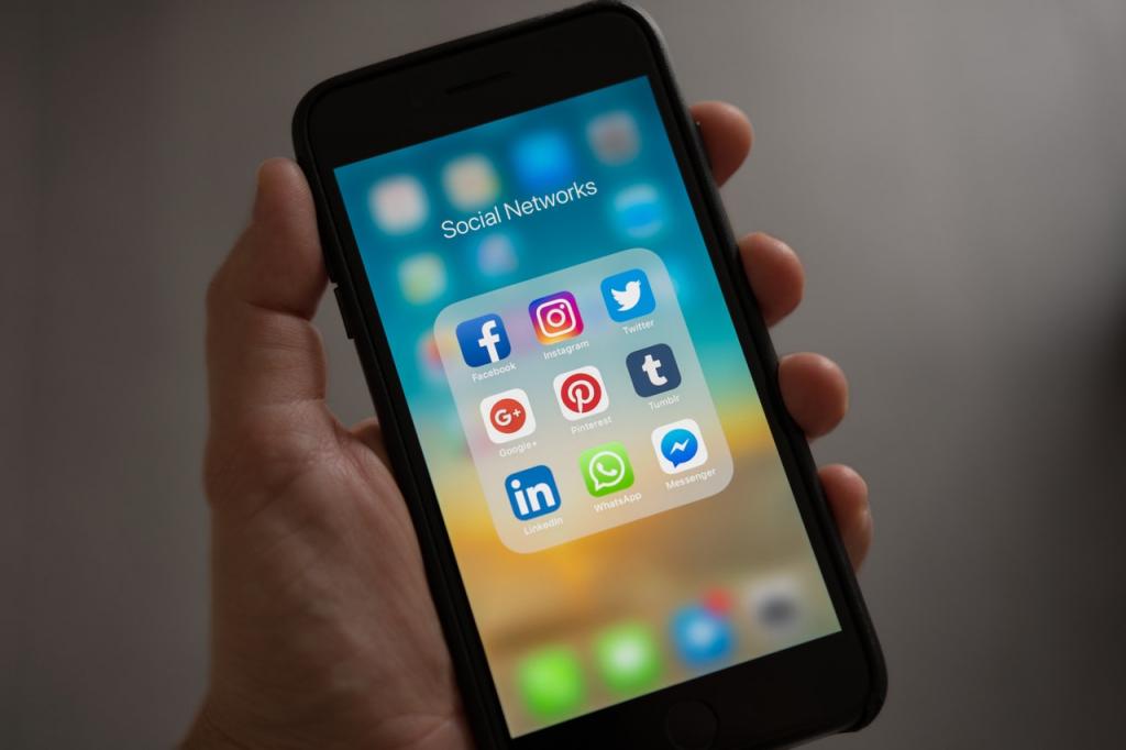 Les réseaux sociaux pour augmenter le trafic sur son site web