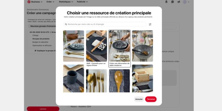 L'arrivée des Collections sur Pinterest devrait faciliter le travail des e-commerçants.