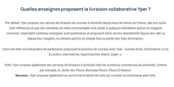 Le drive collaboratif : une nouvelle option retenue par plusieurs enseigne s pour optimiser le parcours client durant la crise sanitaire.