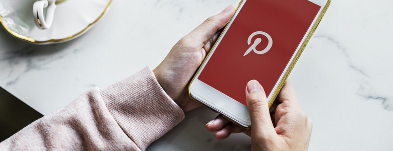 Pinterest fait partie des réseaux sociaux à exploiter durant le crise sanitaire