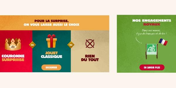 Burger King France soutien la consommation frugale avec ses nouveaux menus enfants.