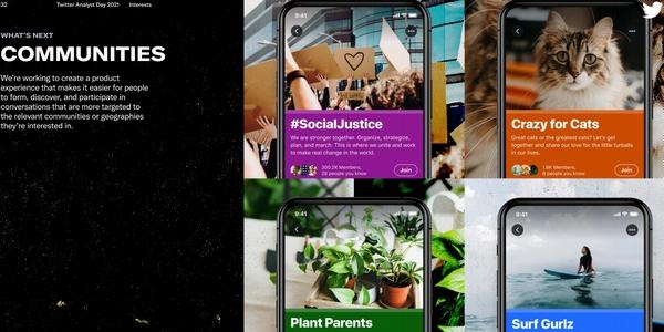 Les groupes de discussion thématiques arrivent sur Twitter en 2021.