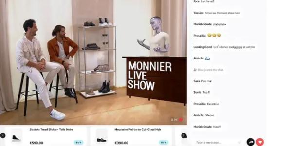 Le Monnier Live Show de juin compte parmi les campagnes marketing les plus marquantes de l'été 2021.