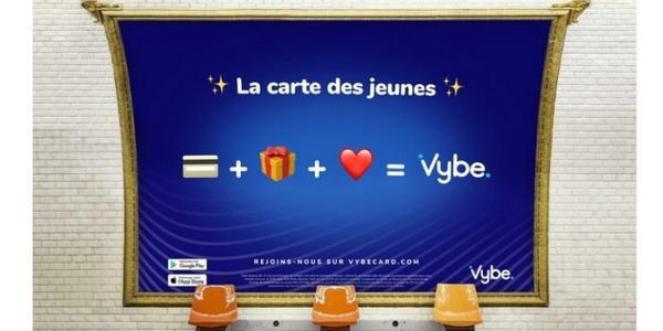 L'opération marketing de Vybe a créé une petite révolution dans le secteur bancaire durant l'été 2021.