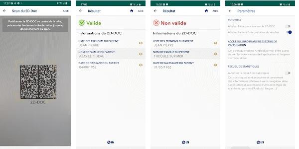 Enjeux RH de la rentrée 2021 : l'application TousAntiCovid Verif permet de contrôler les pass sanitaires des salariés tout en préservant le secret médical.