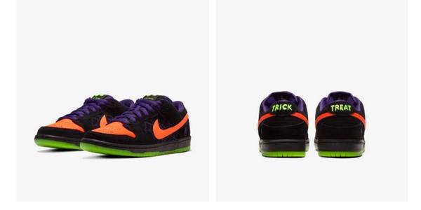 Nike a déjà revisité une de ses paires de chaussures les plus emblématiques pour Halloween.