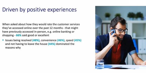 Placer l'expérience client au centre de sa stratégie de relation client digitale est essentielle pour satisfaire les consommateurs en 2021