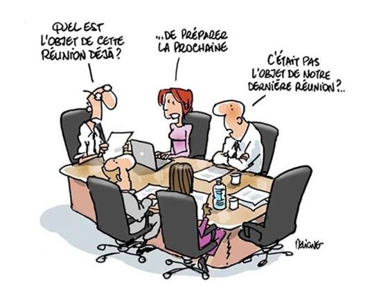 Pour que l'efficacité de vos réunions soit optimale, il est primordial de bien les anticiper